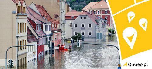 Nieruchomość Powódź błyskawiczna – kiedy powstaje, jakie obszary zagrożone są zalewaniem